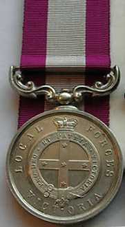 Type II Medal. Click to enlarge.
