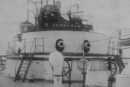 Cerberus hmas